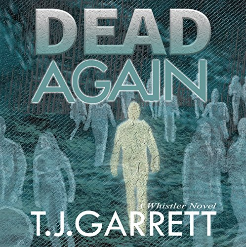 Dead Again audiobook cover art