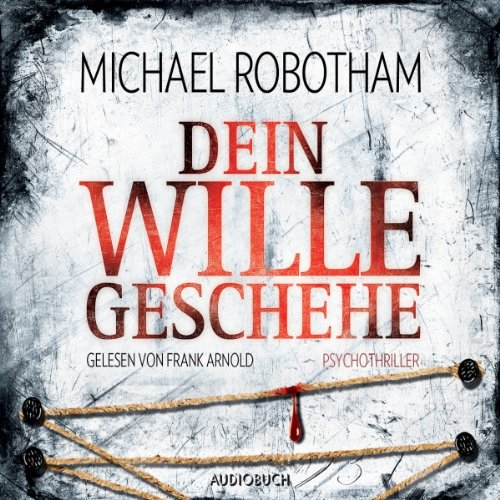 Dein Wille geschehe (Joe O'Loughlins 3) cover art