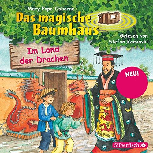 Im Land der Drachen (Das magische Baumhaus 14) audiobook cover art