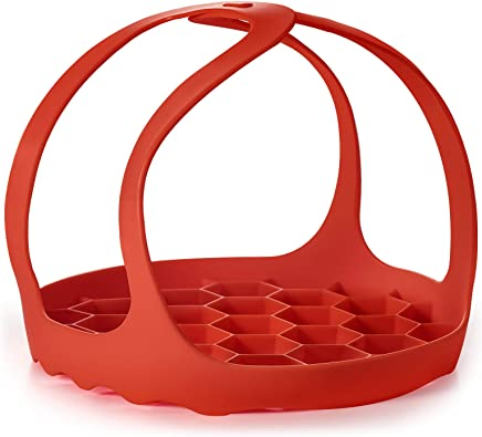Pressure Cooker Sling Goldlion Silicone Bakeware Sling for Instant Pot 6 Qt / 8Qt, Compatible with Other Brand Multi-Function Cookers