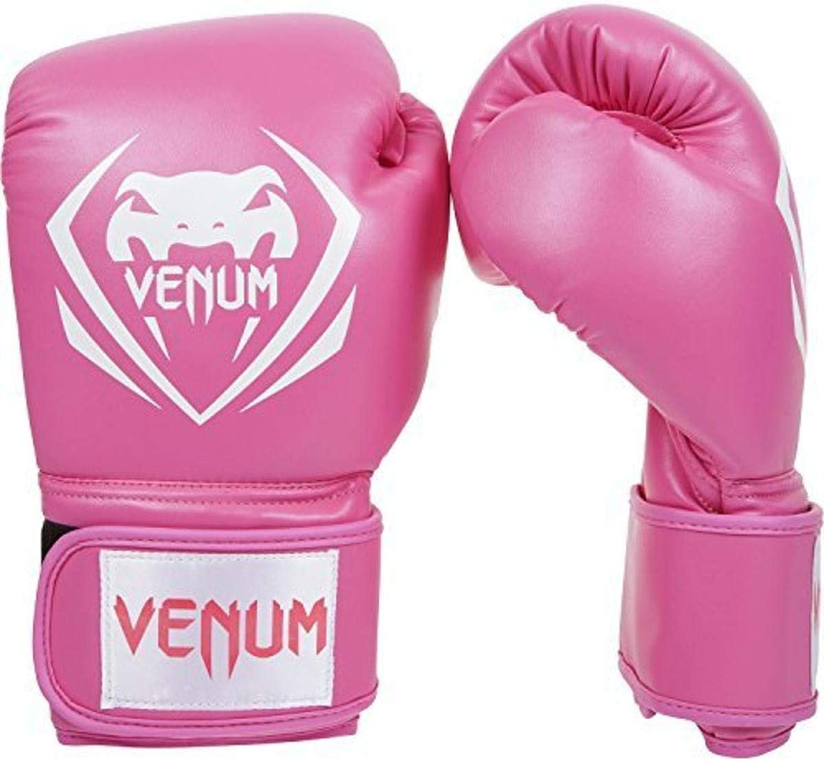 Venum Contender Boxing Gloves 16 - Pink Oz Same Store day shipping