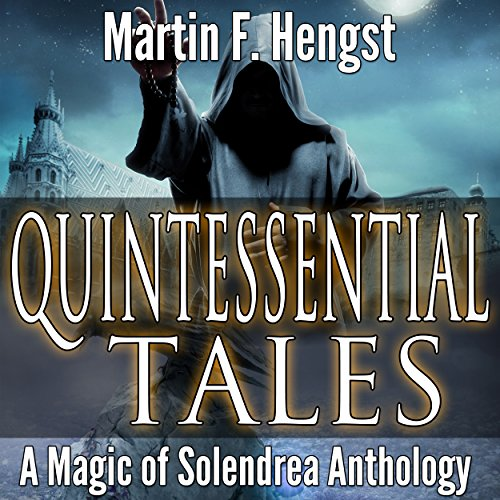 Quintessential Tales audiobook cover art