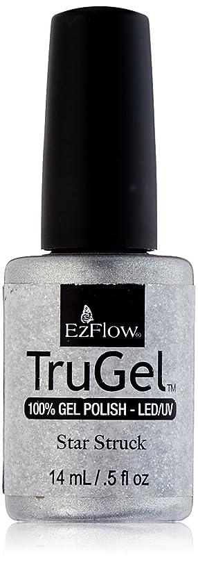 ライラッククリエイティブ女王EzFlow トゥルージェル カラージェル EZ-42437 スターストラック 14ml