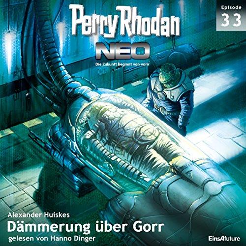 Dämmerung über Gorr (Perry Rhodan NEO 33) Titelbild