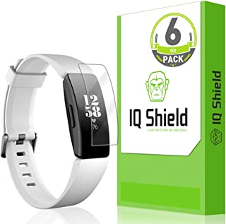 IQ Shield Screen Protector Compatible with Fitbit Inspire HR (Fitbit..