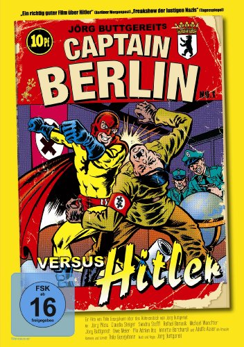 Captain Berlin versus Hitler [Limited Edition]