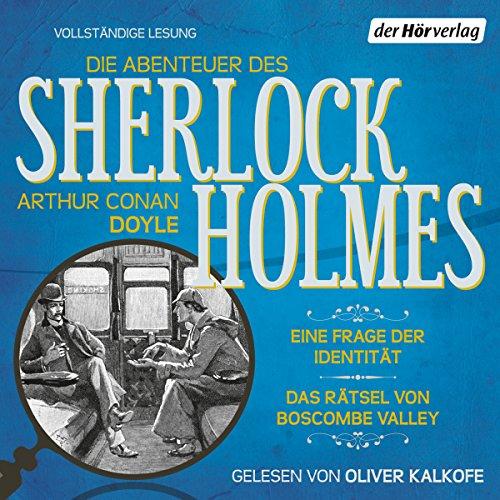 Eine Frage der Identität / Das Rätsel von Boscombe Valley (Die Abenteuer des Sherlock Holmes) Titelbild
