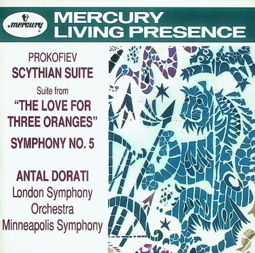 Minneapolis Symphony Orchestra, London Symphony Orchestra & Antal Doráti