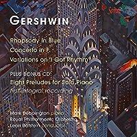 Gershwin: Rhapsody in Blue/Con