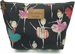Hunger Ballet Girl Make-Up Cosmetic Tote Bag Carry Case , 14 Patterns (P11417010)