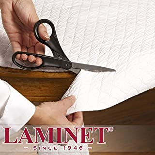 "LAMINET - Deluxe Cushioned Heavy-Duty Customizable Quilted Table Pad - 52"" x 144"" Oblong"