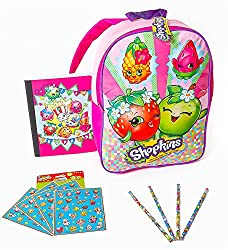 Shopkins Back to School Set