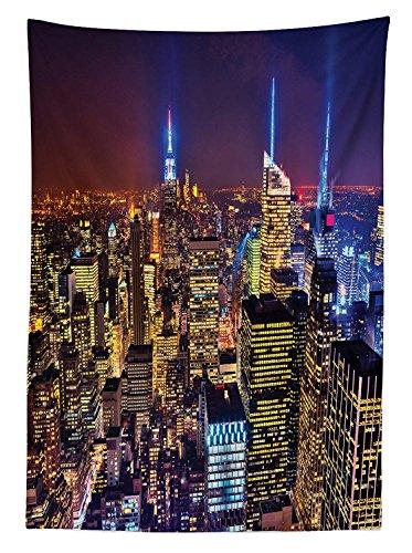 Yeuss New York - Mantel para Exteriores