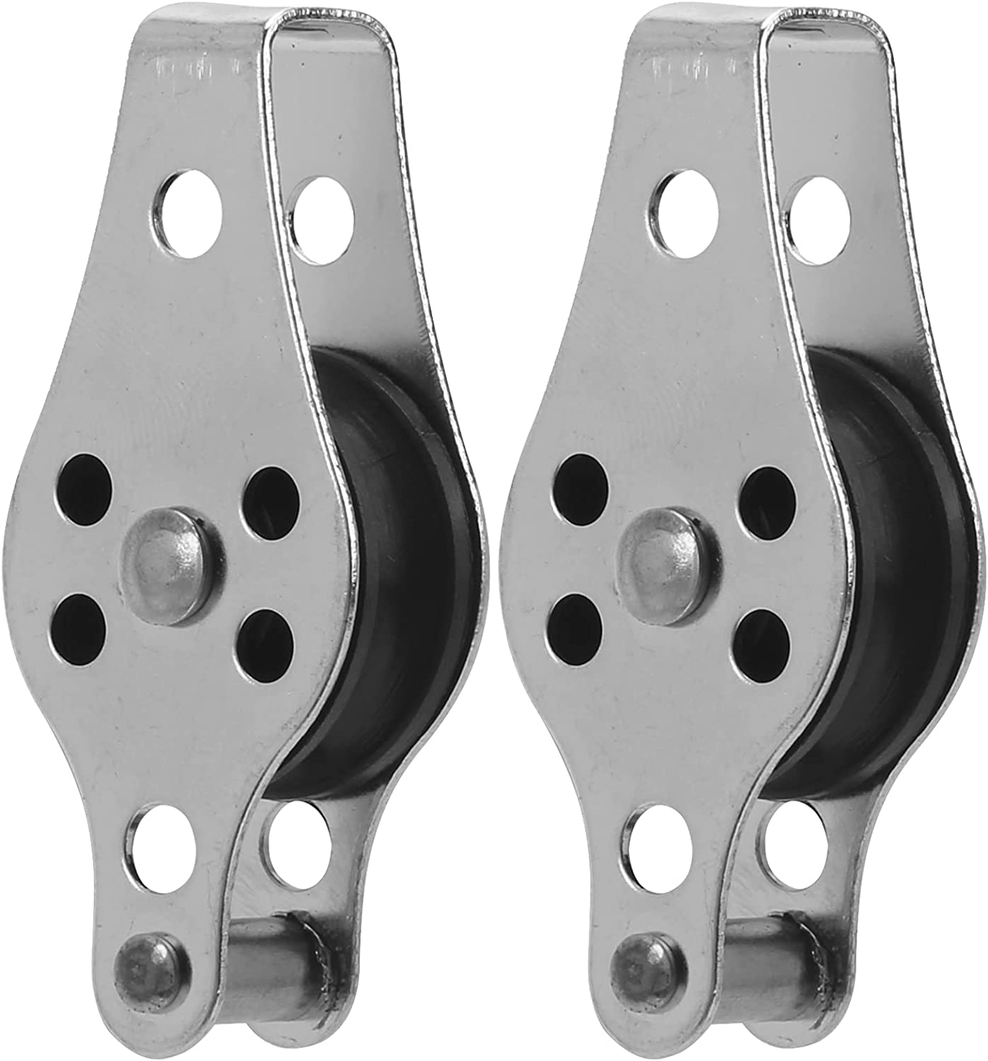FEYV Rope Pulley Anti‑Corrosion wholesale Kayak 2pcs Accessorie Boat Super sale period limited