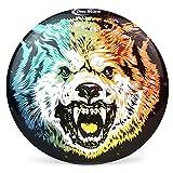 Discraft ESP Buzzz Supercolor Disc Golf Midrange Flying Disc Plus Free Mini Marker - Wolf