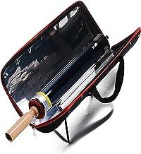 Draagbare zonne-oven, zonne-fornuis outdoor oven camping kachel met draagtas en lichtgewicht set voor backpacken en wandelen