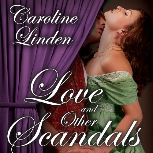 Love and Other Scandals audiobook cover art