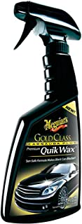 Meguiar's Car Care Products G7716EU MEGUIAR'S Gold Class Premium Quik Wax
