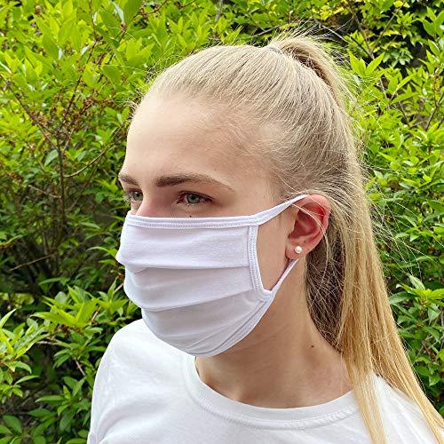 Communitymaske, Mundschutz aus Baumwolle