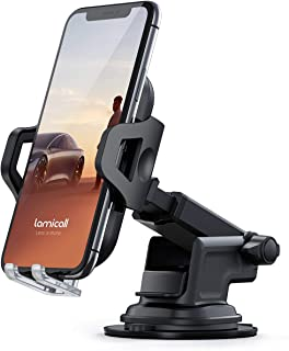 スマホホルダー, 車載ホルダー, Lomicall, 車, スマホスタンド, 携帯ホルダー, すまほ, ほるだー, くるま, ケイタイ, けいたい, 吸盤, スマートフォン, 車載, 車用, 車載用, カー car phone holder smartphone mount iPhone 11, 11 Pro , 11 Pro Max, 11 プロ マックス XS XS Max XR X 8 plus 7 7plus 6 6s 6plus 5 5s se se2, Xiaomi Redmi Note 8 9 10 pro mi, Sony Xperia, Nexus, android対応