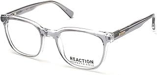 Kenneth Cole Reaction Ladies Grey Rectangular Eyeglass Frames KC080002051