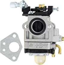 15mm Carburetor Carb With Gasket for MOTOVOX MVS10 43cc 49cc Engine Stand up Gas Powered Goped Scooter FS509 FS529 X1 X2 X6 X8 2 Stroke Super Mini Pocket Bike 24cc 25cc 26cc 33cc 35cc Blade-Z Parts