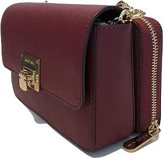 MICHAEL Michael Kors Tina Clutch Crossbody with Detachable Wallet