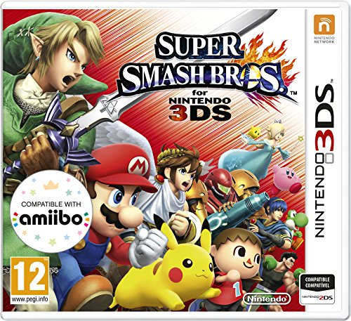 Super Smash Bros. 3DS [