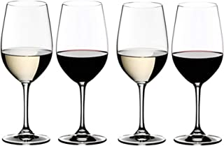 Riedel Vinum Zinfandel/Riesling/Chianti Glasses (Set of 4)
