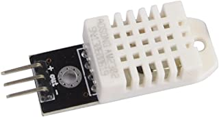SODIAL(R) DHT22 AM2302 Digitales Temperatur  und Feuchtigkeitssensormodul