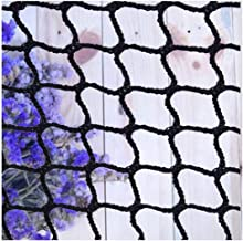 Net for Stairs,Ball Stop Net,Baby Stair Net Balcony Safety Kids Railing Ball Stopping Netting Nylon Backstop Goal Nets Golf Course Barrier Replacement Protection Rope Children Indoor Outdoor Black