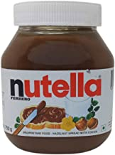 Nutella Hazelnut Spread with Cocoa, 750g Jar