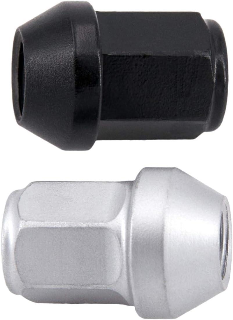 nero dado per ruota conico 60/° FBA/_M14 x 1,50 x 33