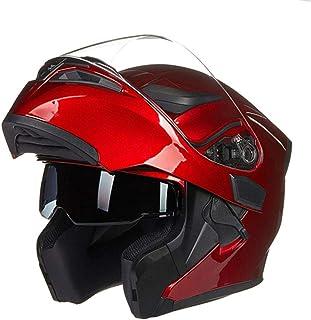 <h2>CARACHOME Bandit Helm,Fullface Helmmit Doppel-Sonnenblende, Shark Helm Für Männer Und Frauen,Motocross Helm Für Honda Yamaha Suzuki Kawasaki Bandit Helm</h2>