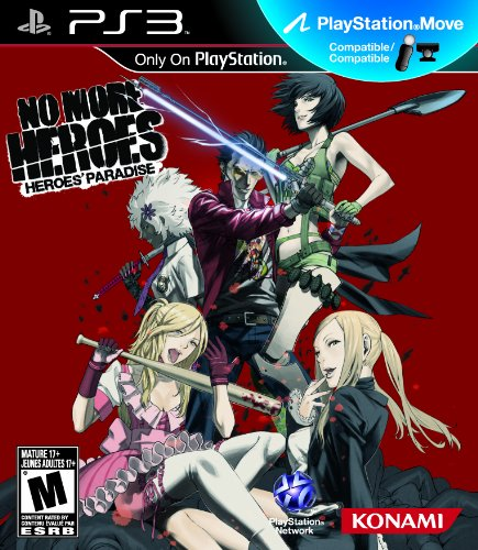 No More Heroes ~ Heroes' Paradise Move Edition ~
