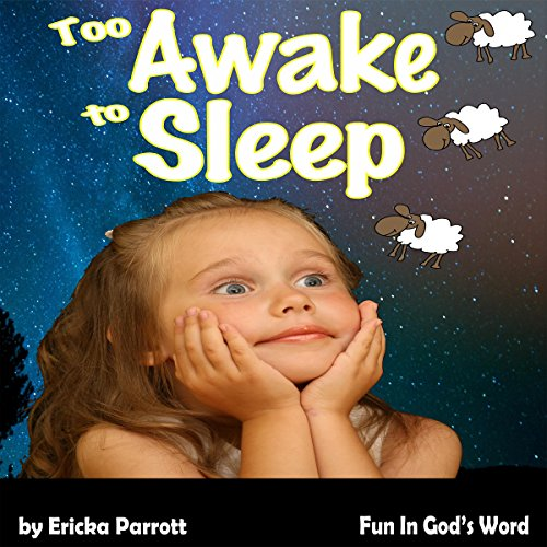 Too Awake to Sleep audiobook cover art