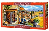 Castorland C400171 Hobby Panoramic Colours of Tuscany Puzzle, 4000 Piezas, Multicolor