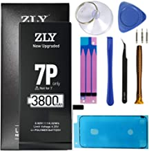 ZLY Battery for iPhone 7 Plus, 3800mAh High Capacity New...