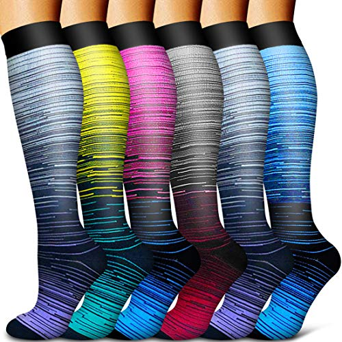 Top 10 best selling list for do compression socks help with standing all day?