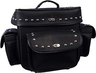 هوت ليذرز TRB1005-2070 حقيبة سفر للدراجات النارية سوداء 13 × 13 × 7