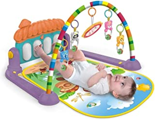 COOLBABY New baby toy multifunctional early education music baby climbing mat Baby play mat Baby exercise gym Baby crawlin...