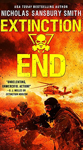 Extinction End (The Extinction Cycle Book 5) (The Extinction Cycle, 5)