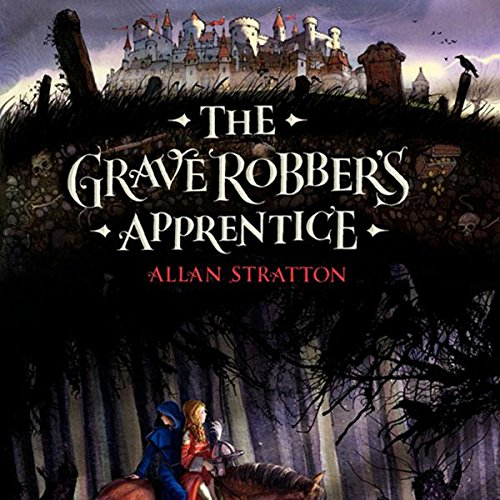 The Grave Robber's Apprentice audiobook cover art
