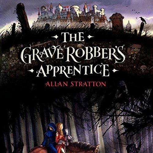 The Grave Robber's Apprentice audiobook cover art
