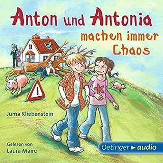 Anton und Antonia machen immer Chaos                   Autor:                                                                                                                                 Juma Kliebenstein                               Sprecher:                                                                                                                                 Laura Maire                      Spieldauer: 2 Std. und 7 Min.     4 Bewertungen     Gesamt 5,0