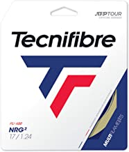 Tecnifibre NRG2 16 (1.32) Natural Tennis String Pack - 40 feet
