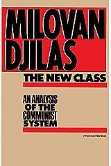 New Class:Analysis Of Communist System: An Analysis Of The Communist System (Harvest/HBJ Book) Paperback