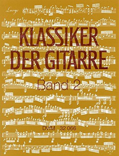 Klassiker der Gitarre Band 2 (DV 32066)
