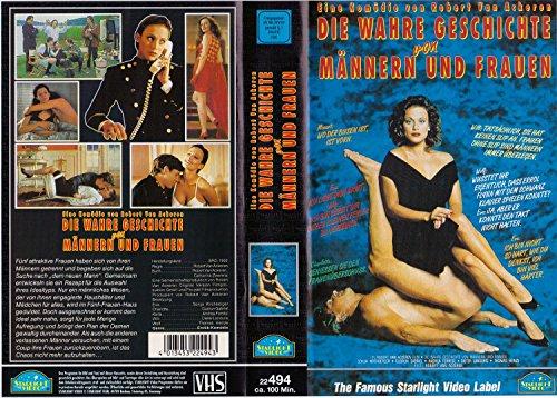 Die wahre Geschichte von Männern und Frauen [VHS]