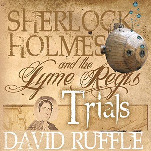 Sherlock Holmes and the Lyme Regis Trials audiobook cover art